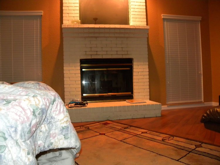 Before and after pictures of fireplace remodel ideas for Fireplace renovations before and after
